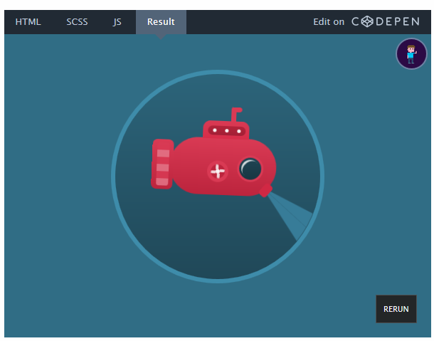 Inspiring Examples of CSS Animation on CodePen – Computer science